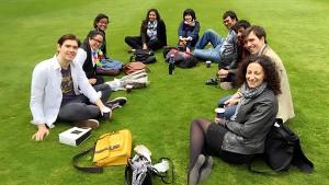 オックスフォード大学へ研修