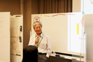 慶応義塾大学羽鳥特任教授