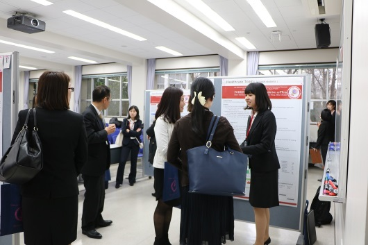 Poster Session by program students 1