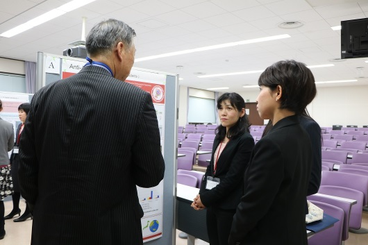 Poster Session by program students 2