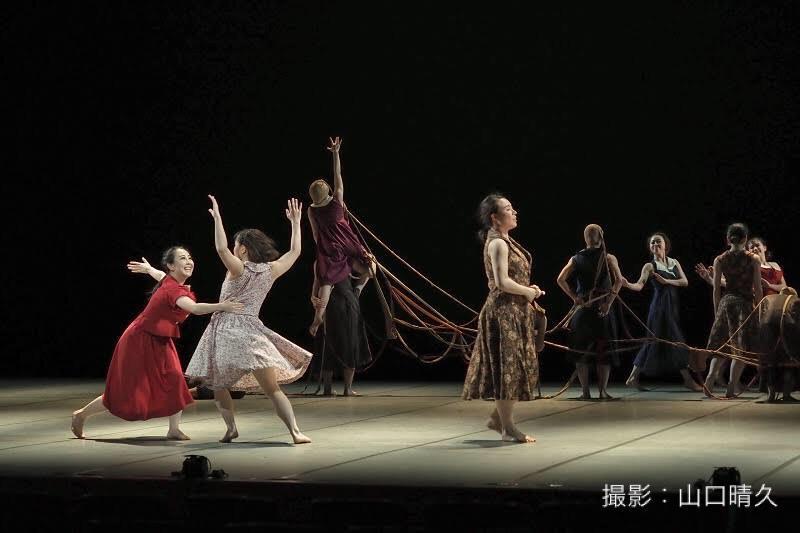 舞踊の様子