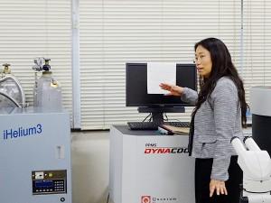 物理特性測定装置 PPMS