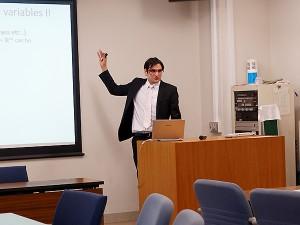 Prof. Xavier Dahan