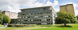 コペンハーゲン大学数理科学科